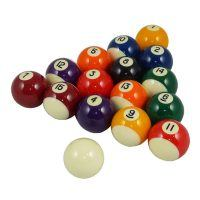 Spots & Stripes Pool Table Balls - Free Pool Table Accessories