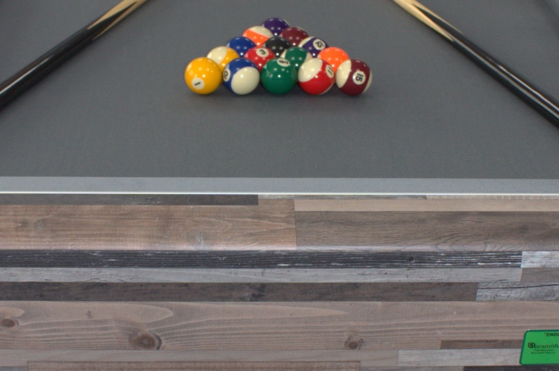Supreme Winner Pool Table in Vintage Festival Finish