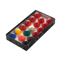 10 Red Ball Snooker Set
