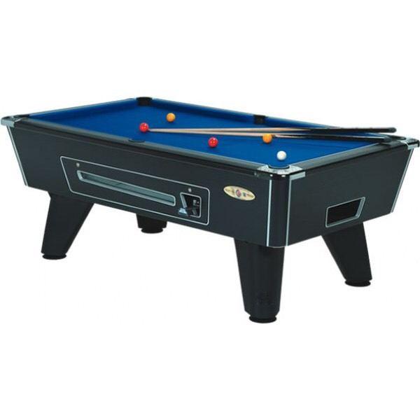 Black Pearl 7ft Supreme Winner by Heywood Pool and Snooker