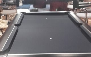 Secondhand Supreme Pool Table in a Barbsershop 5